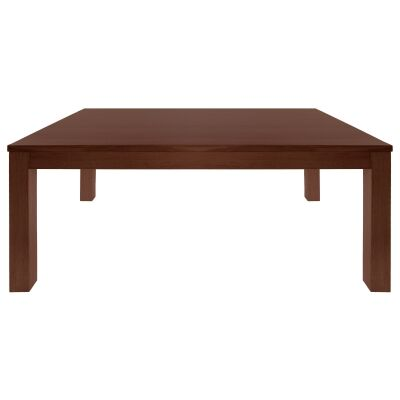 Moselia Tasmanian Oak Timber Dining Table, 210cm, Old English Oak