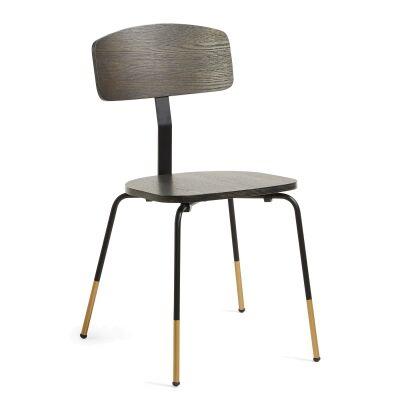 Macleod Ashwood & Metal Dining Chair