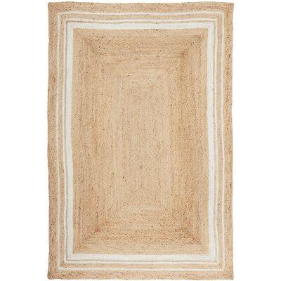 Noosa No.111 Jute Rug, 220x150cm