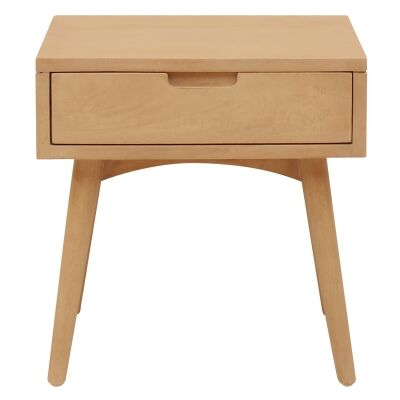 Molton Hand Crafted Mango Wood Nightstand