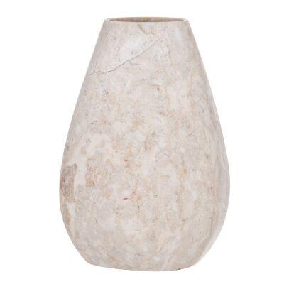 Arusa Marble Vase, Large