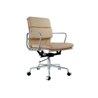 Soft Pad Management Eames Replica Office Chair - Brown Premium