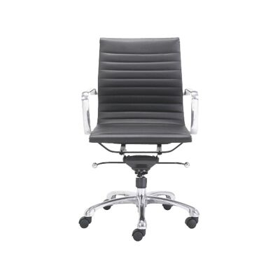 Management Leather Office Chair - Classic Eames Inspired