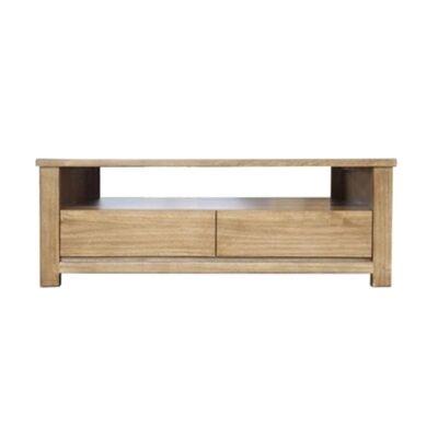 Wyadra Ashwood 2 Drawer Coffee Table, 130cm