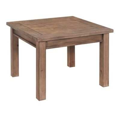 Griffin Pine Timber Lamp Table