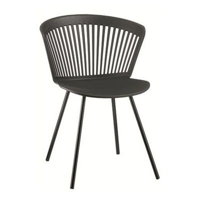 Oliva Dining Chair, Grey