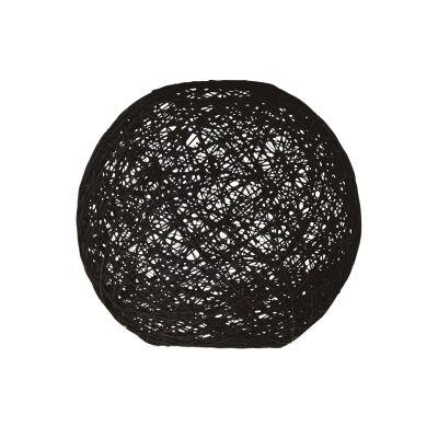Kono Woven String DIY Shade, Black