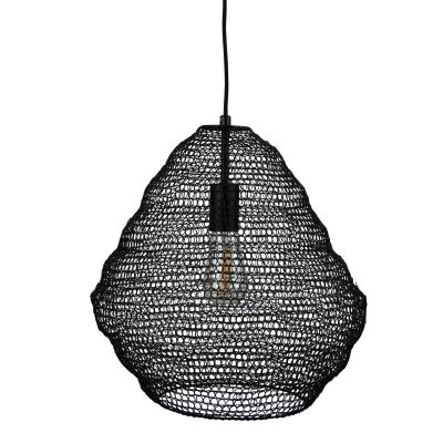 Mudag Metal Mesh Pendant Light, Large