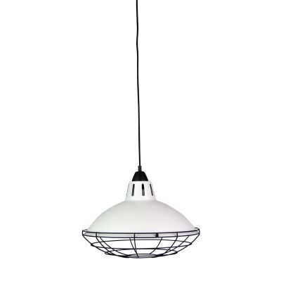 Idaho Caged Metal Pendant Light