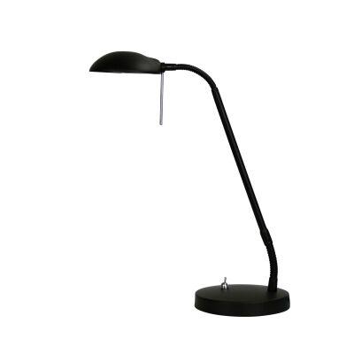 Timo Metal LED Desk Lamp, Black