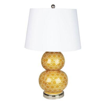 Bol Ceramic Base Table Lamp