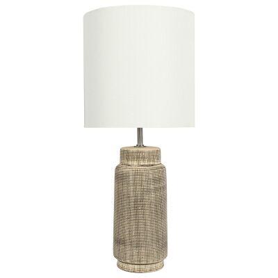 Zamora Ceramic Base Table Lamp