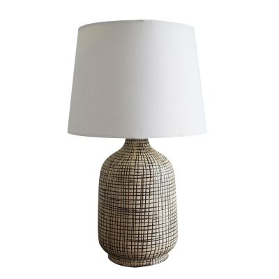 Biscay Ceramic Base Table Lamp