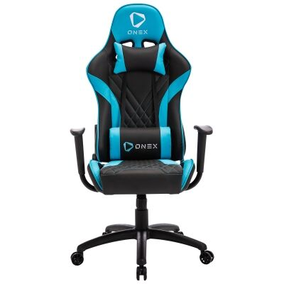 ONEX GX2 Gaming Chair, Black / Blue