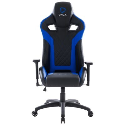 ONEX GX5 Gaming Chair, Black / Navy