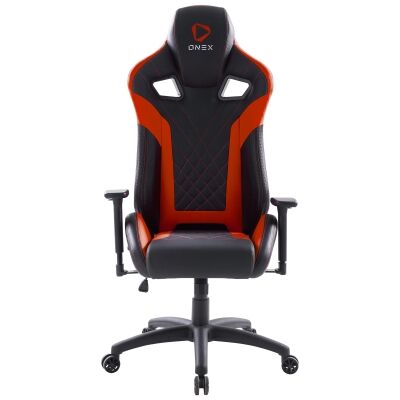 ONEX GX5 Gaming Chair, Black / Red