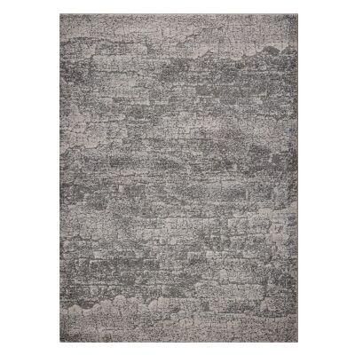 Lavish Keystone Modern Rug, 80x150cm, Granite