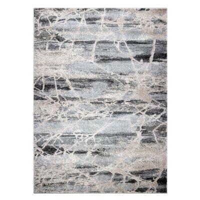 Lavish Emporia Modern Rug, 80x150cm, Granite