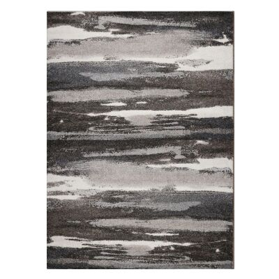 Lavish Norfolk Modern Rug, 120x170cm, Sand
