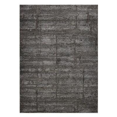 Lavish Chelsea Modern Rug, 120x170cm, Slate