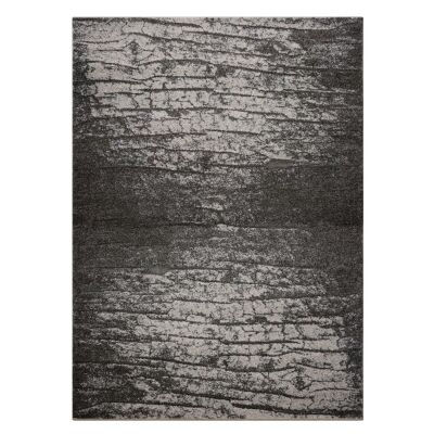 Lavish Essex Modern Rug, 120x170cm, Ebony