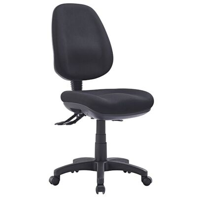 P350 Fabric Task Office Chair, High Back