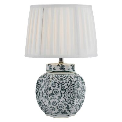 Padma Ceramic Base Table Lamp