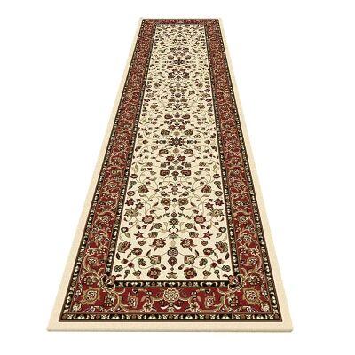 Palais Zari Oriental Runner Rug, 80x300cm, Cream