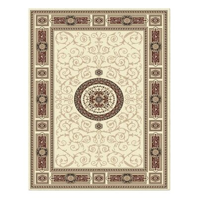 Palais Kashan Oriental Rug, 240x330cm, Cream
