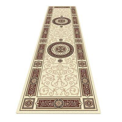 Palais Kashan Oriental Runner Rug, 80x300cm, Cream
