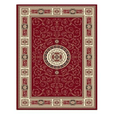 Palais Kashan Oriental Rug, 120x170cm, Red