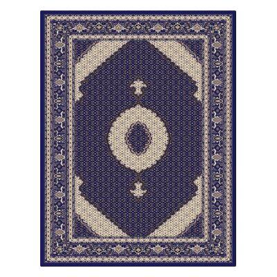 Palais Serapi Oriental Rug, 160x230cm, Dark Blue