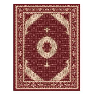Palais Serapi Oriental Rug, 80x150cm, Red