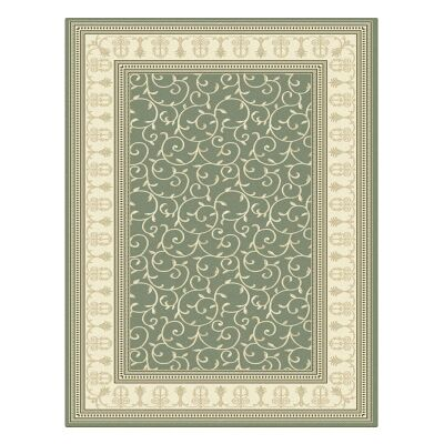 Palais Kazak Oriental Rug, 240x330cm, Green