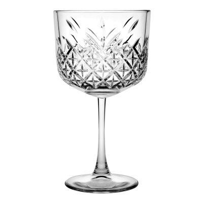 Pasabahce Timeless Stem Gin & Tonic Glass, Set of 4