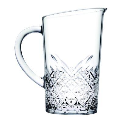Pasabahce Timeless Glass Jug with Handle