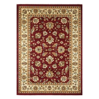 Nevada Sima Oriental Rug, 240x340cm, Red