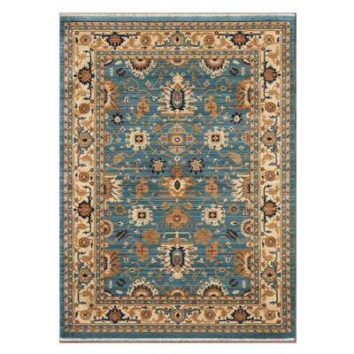 Nevada Dorsa Oriental Rug, 240x340cm, Blue