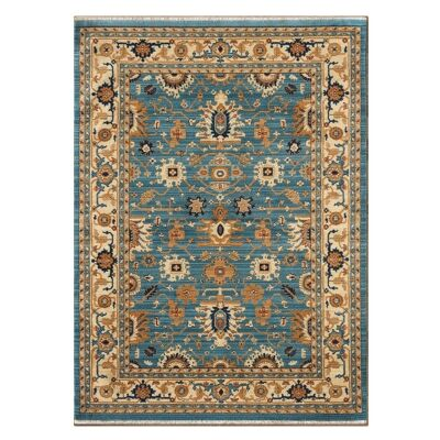 Nevada Dorsa Oriental Rug, 80x150cm, Blue