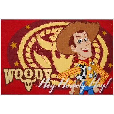Howdy Woody Egyptian Made 100x150cm Kids Rug