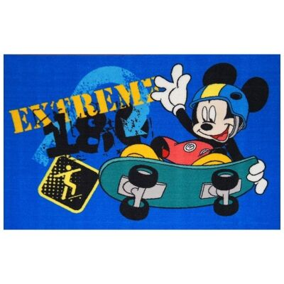 Mickey Skate Egyptian Made 100x150cm Kids Rug