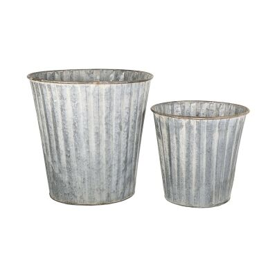 Ripley 2 Piece Metal Pot Set