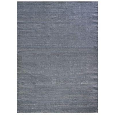 Portobello Flatweave Wool Rug, 220x160cm, Nimbus
