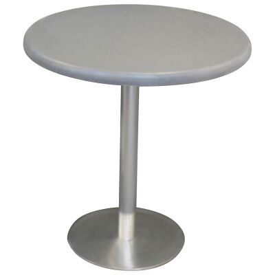 Caltana Commercial Grade Round Dining Table, 70cm, Granite