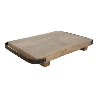 Marco Mango Wood Cheese Serving Board
