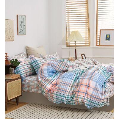 Ardor Brimbank Cotton Quilt Cover Set, Double