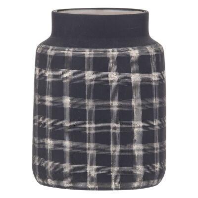 Etta Ceramic Vase, Small