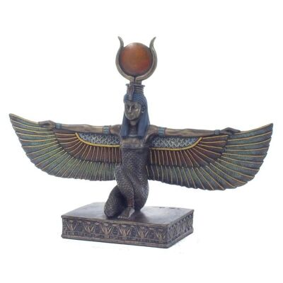 Egyptian Mythology Figurine, Isis