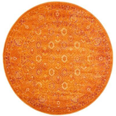 Radiance No.444 Bohemian Round Rug, 150cm