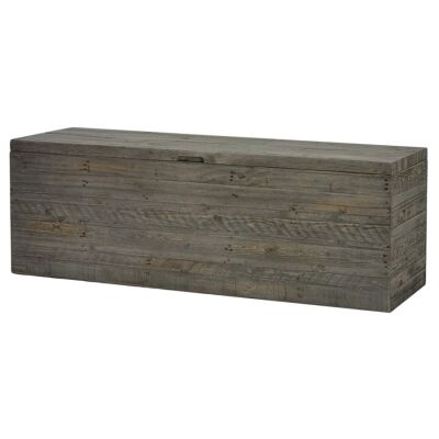 Rustic Bayview Reclaimed Timber Blanket Box
